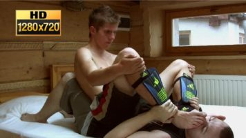 Male Trampling Body HD