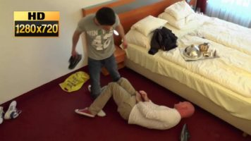 Kicked In Balls HD