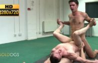 Human Mattress For Gay Couple HD