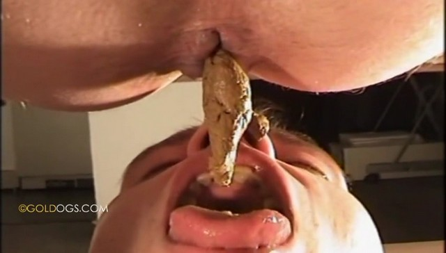 Extreme gay ass eating