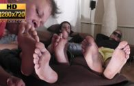 Twink Stink Dirty Feet Lick HD