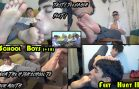 Str8CrushFeet – School boys feet hunting II